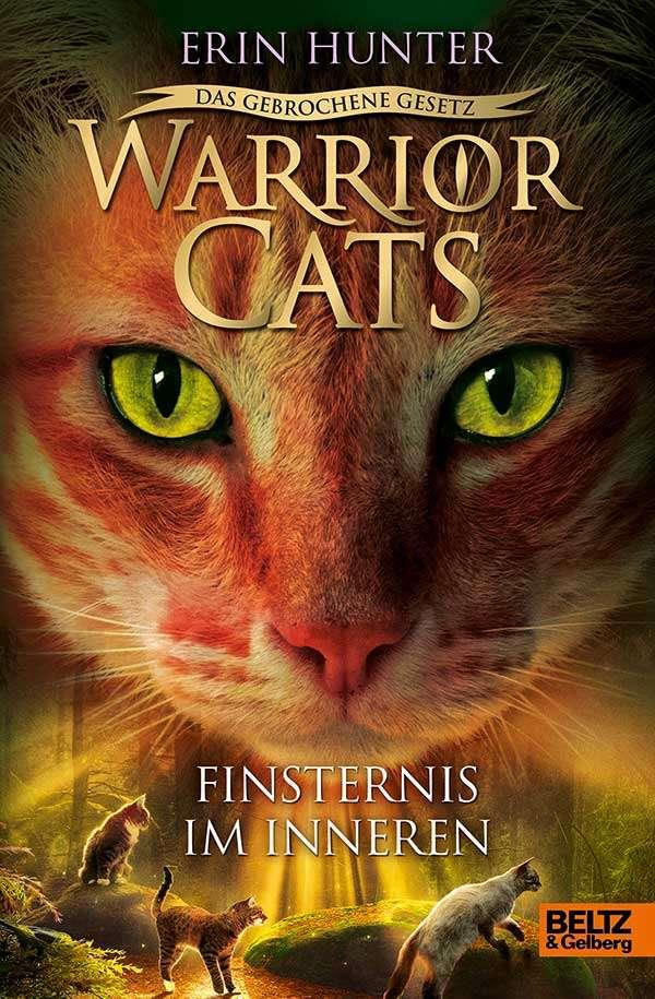 Warrior Cats VIII, Band 3 Schleier aus Schatten
