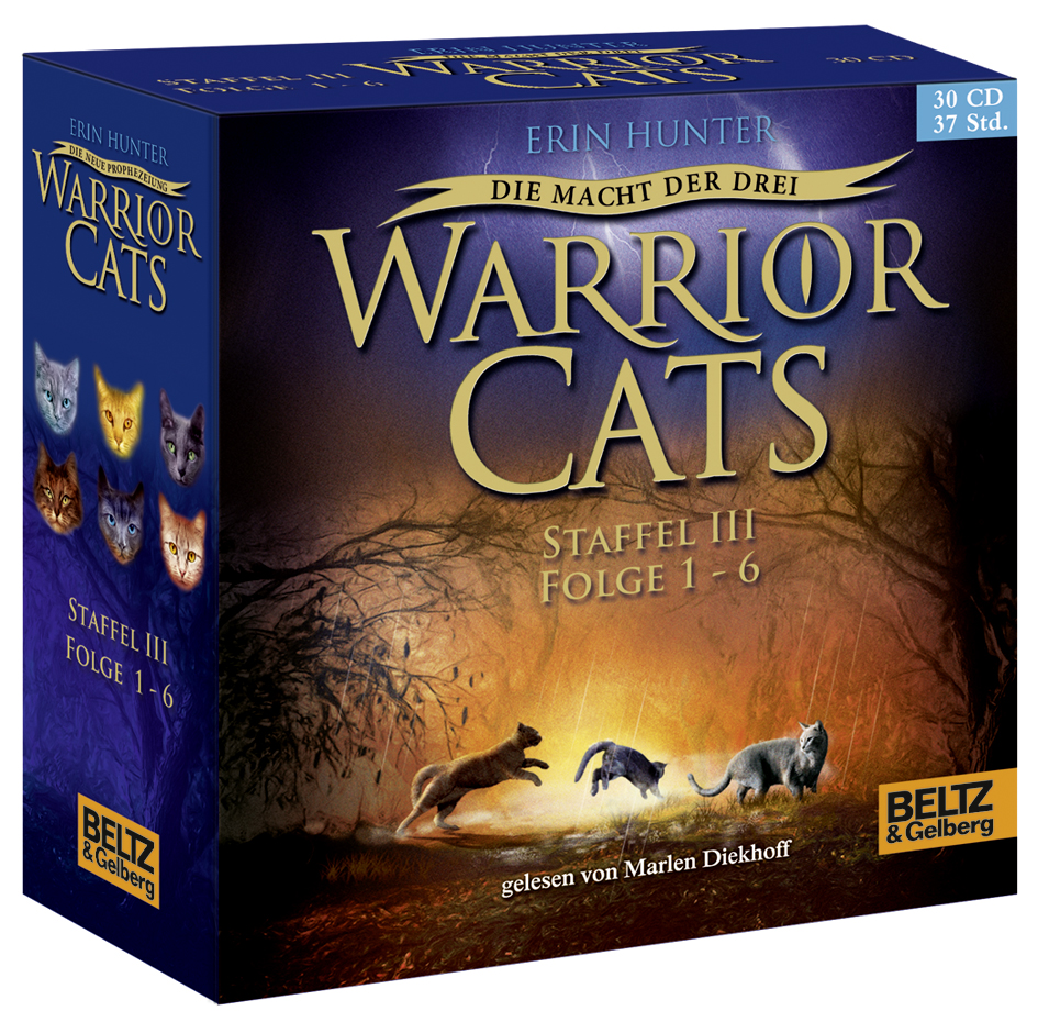 Hörbuchbox » Warrior Cats