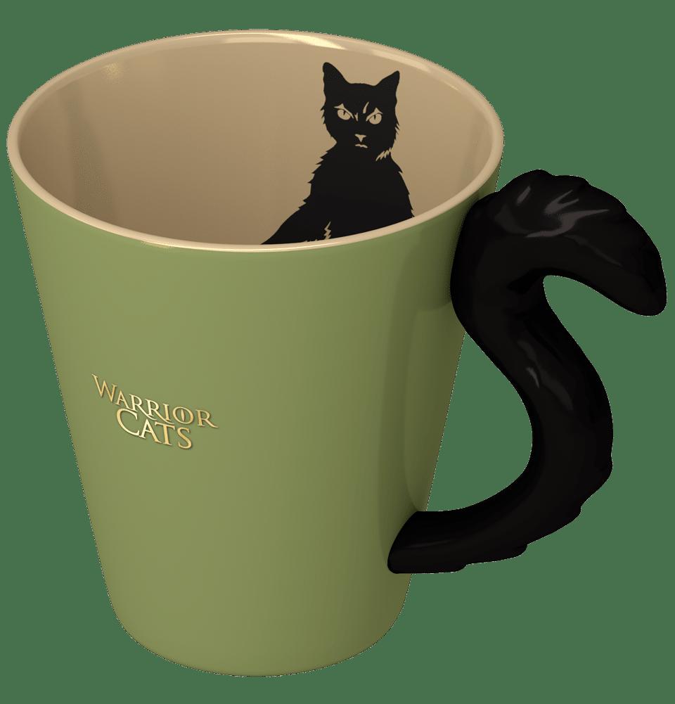 Porzellantasse Warrior Cats
