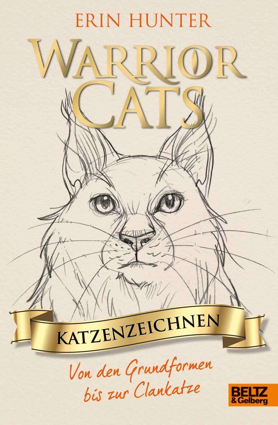 Katzenzeichnen Von Den Grundformen Bis Zur Clankatze Warrior Cats