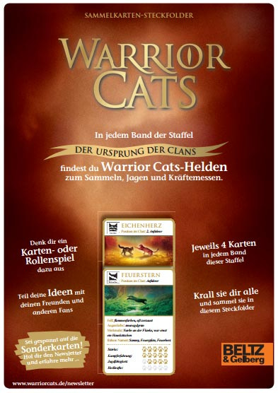 Downloads » Warrior Cats