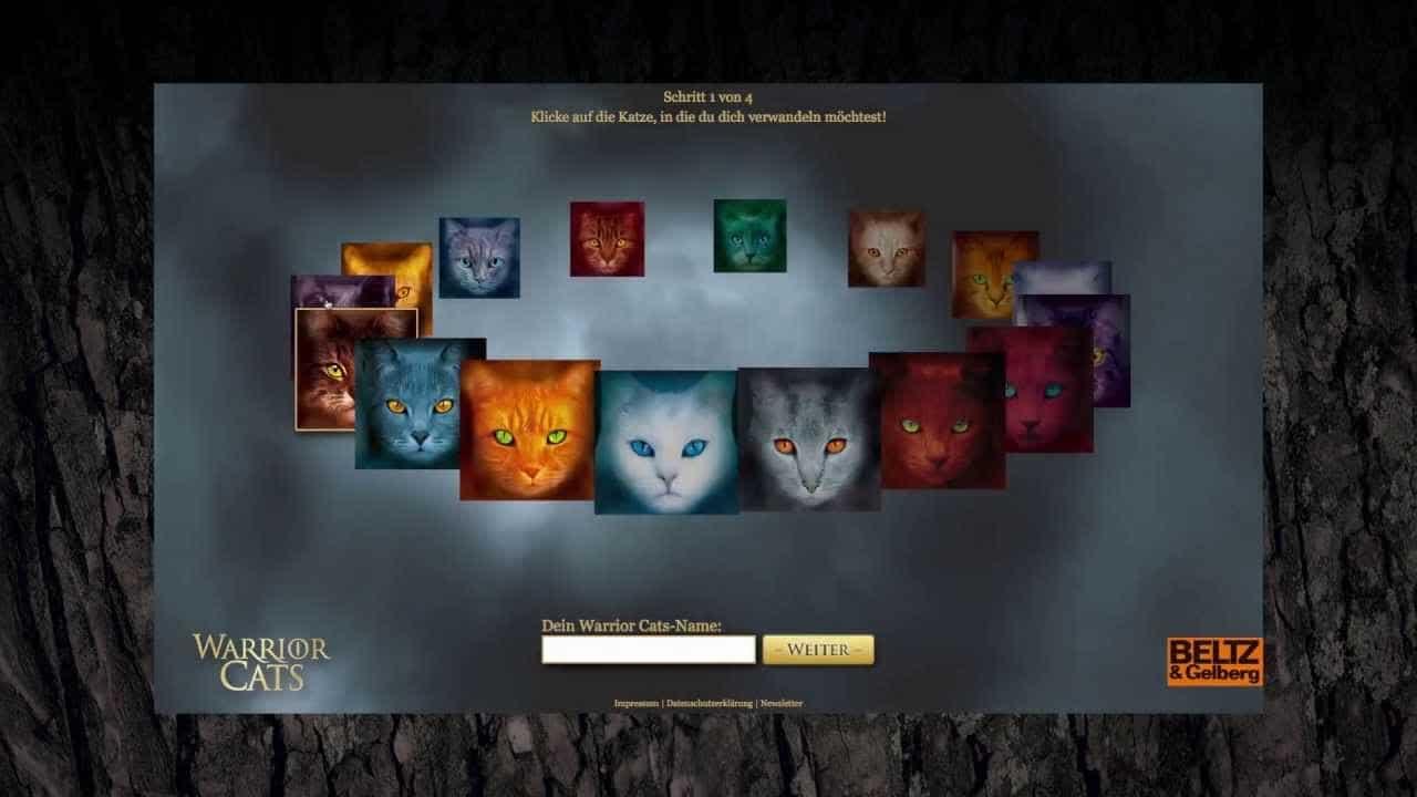 Die Welt der Warrior Cats » Warrior Cats