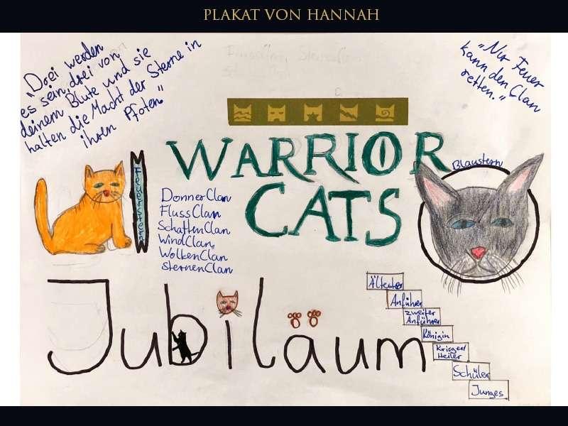 Das Sind Die Gewinner Der Blattfrische Warrior Cats